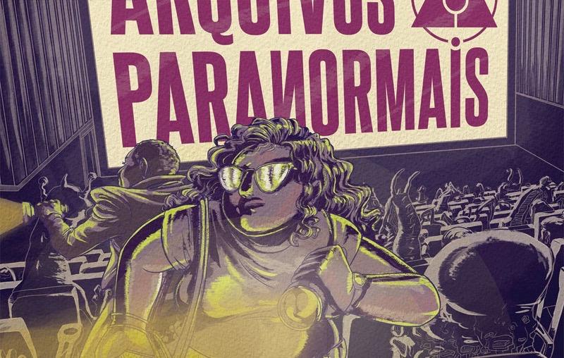 Arquivos Paranormais avec editora