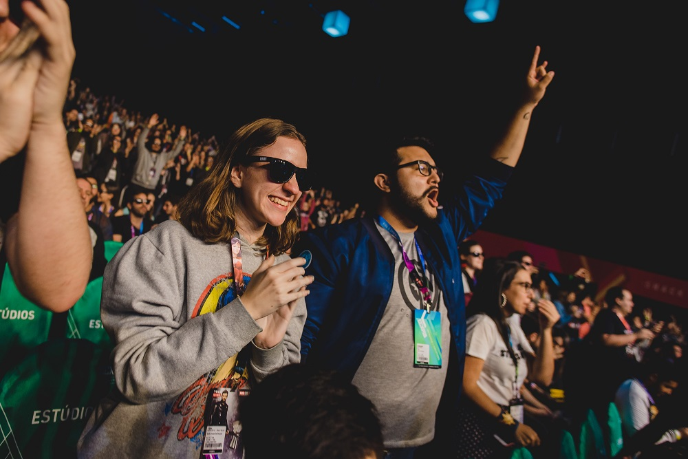 CCXP victor 2018 DIA3 AuditorioThunder Sony Pictures WesleyAllen-8