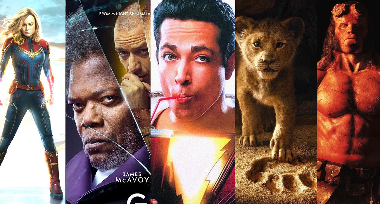 Cinema 2019 | Confira as datas dos lançamentos de filmes