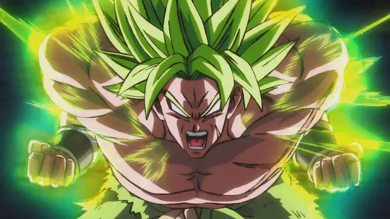 Telecine Dragon Ball Super: Broly