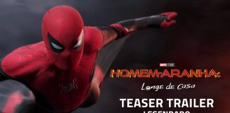 Homem-Aranha: Longe de Casa sony marvel tom holland