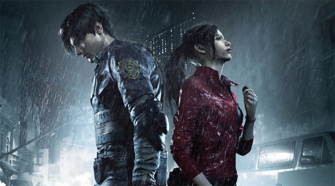 resident evil 2 capcom remake ps4