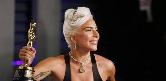 Lady Gaga, compositora de Shallow, musica de Nasce Uma Estrela