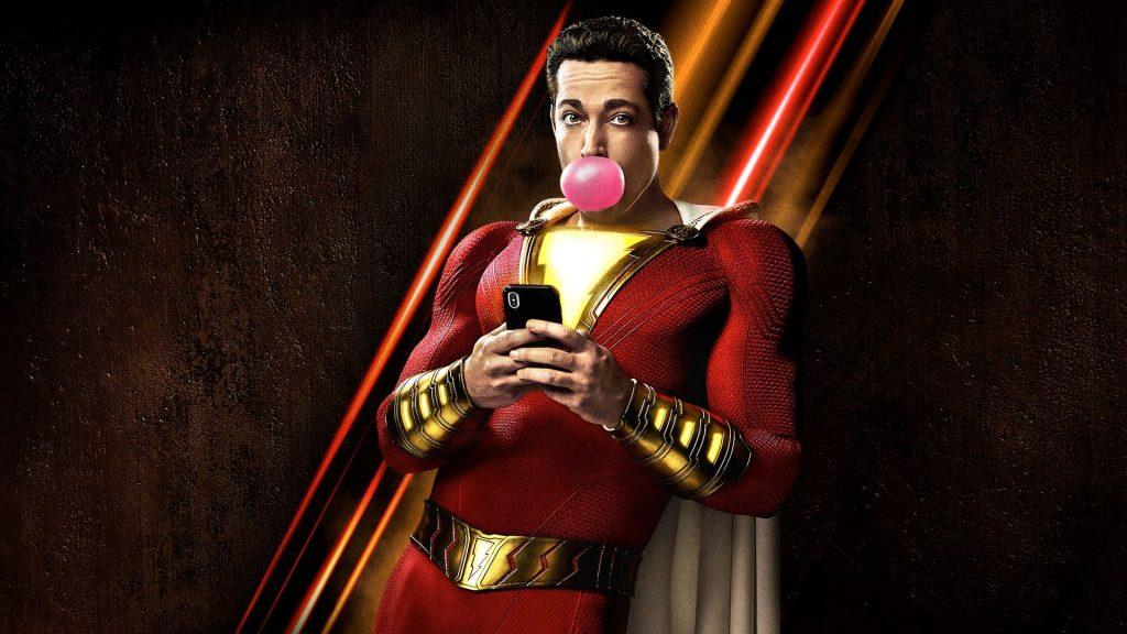 Shazam!   filme ganha novo pôster antes da estreia
