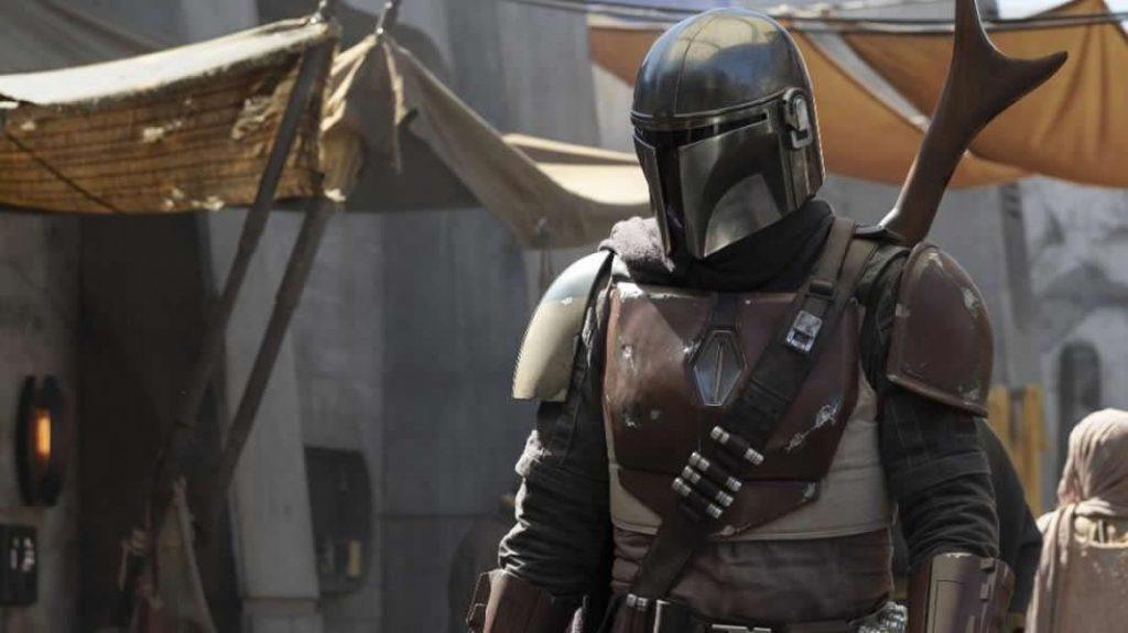 The Mandalorian   Primeira série live-action de Star Wars termina filmagens