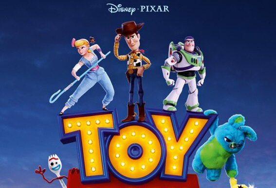 Toy Story 4 Poster Internacional