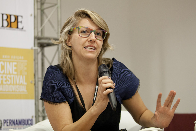 Ana Johann, diretora de A Mesma Parte de Um Homem