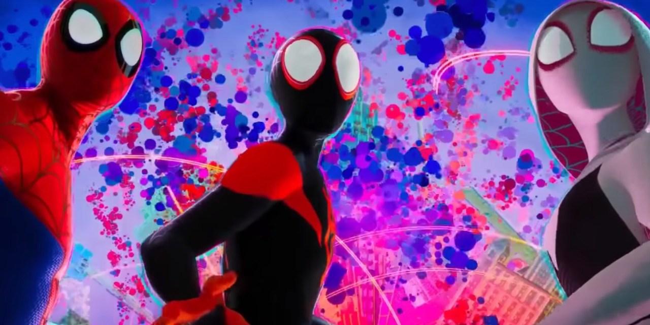 Cabrito Nerd Homem Aranha No Aranhaverso Spider Man Into The