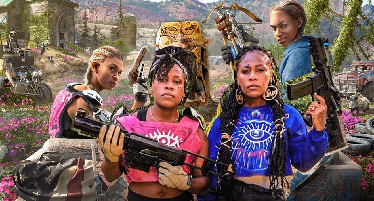 Far Cry New Dawn | Confira trailer nacional com Pepê e Neném