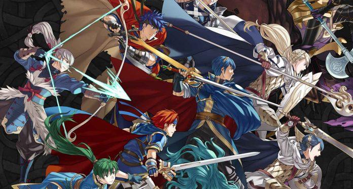 Fire Emblem Heroes poster