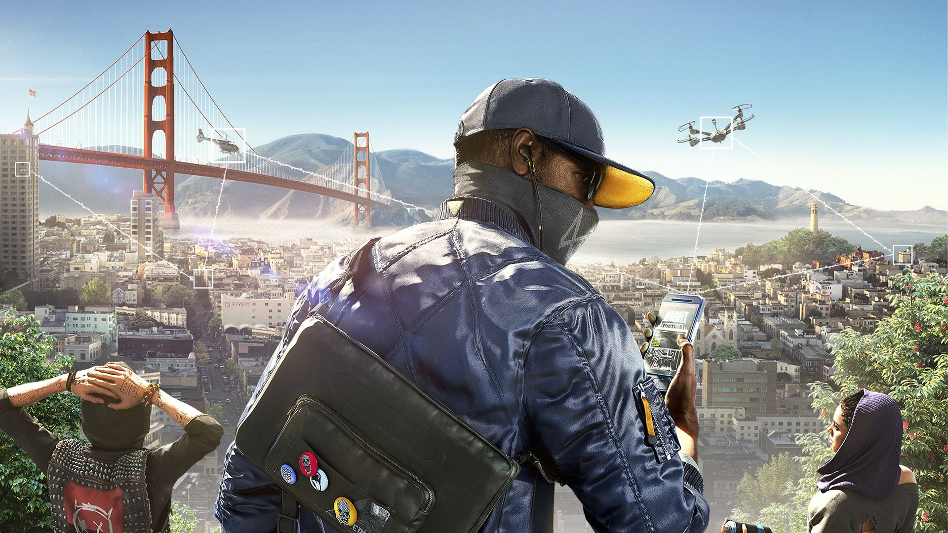 Watch Dogs 2, da ubisoft
