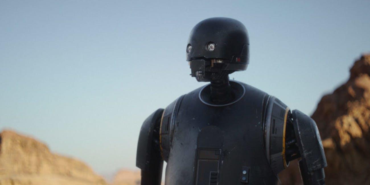 droide de Star Wars k2so