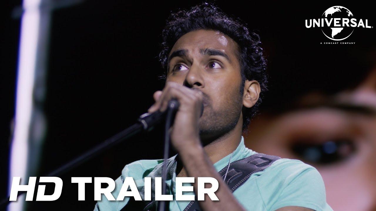 capa do trailer de yesterday