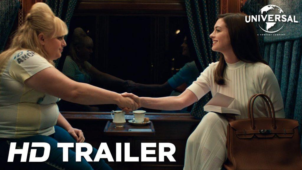 capa do trailer de As Trapaceiras