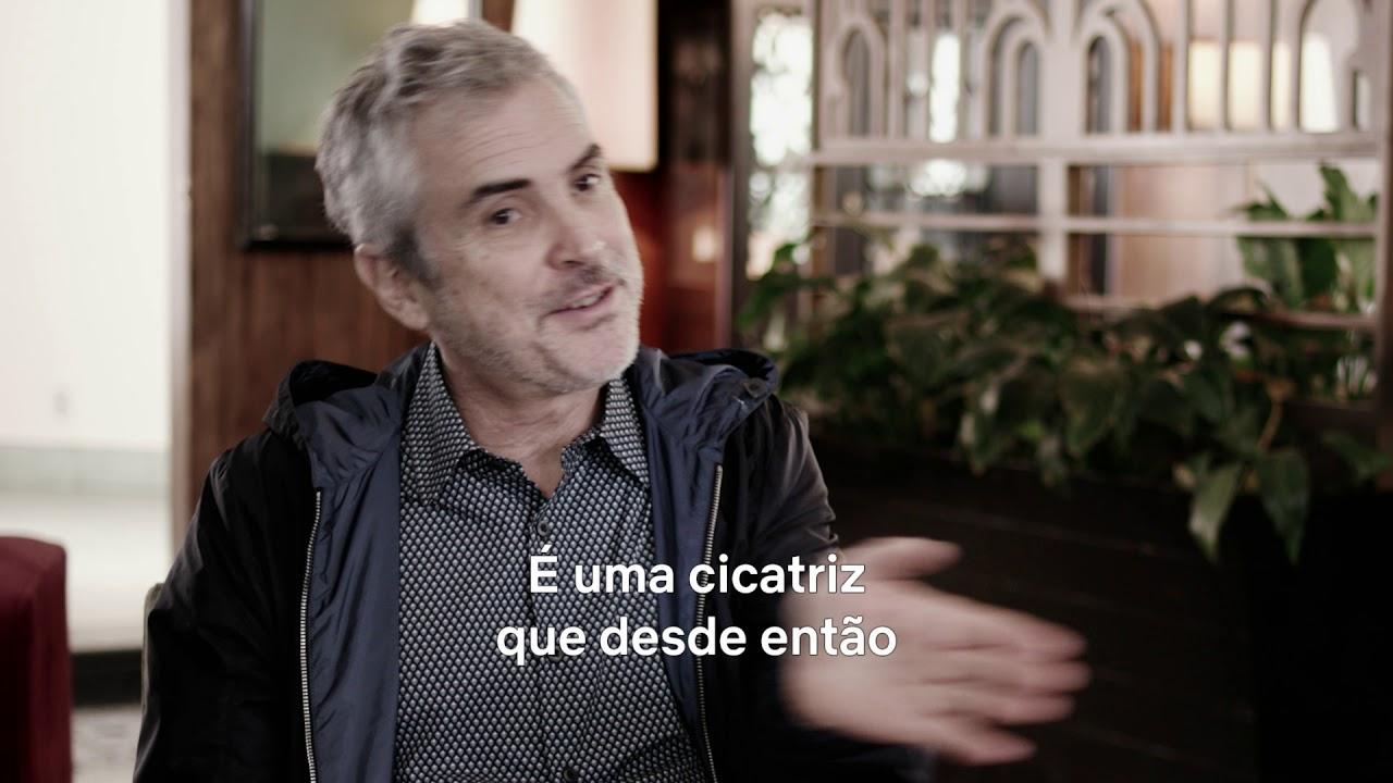ROMA Alfonso Cuarón Netflix