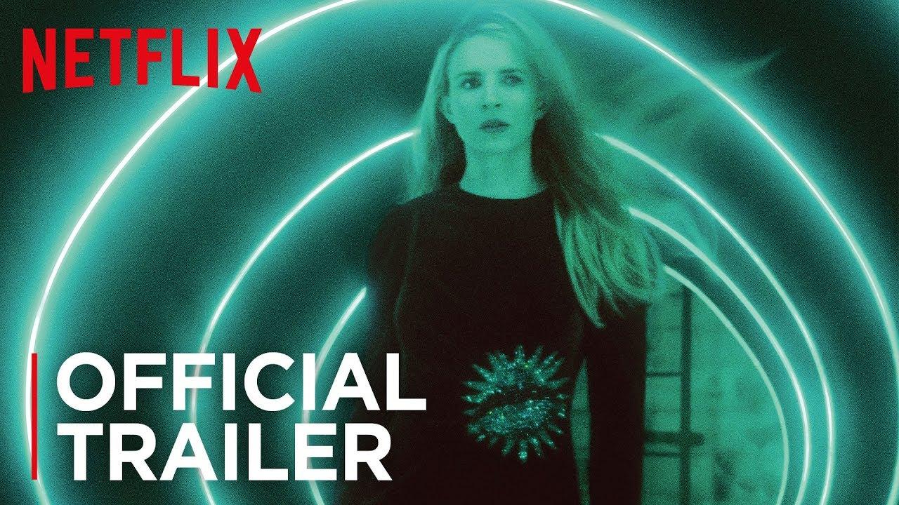 poster da série Netflix The OA
