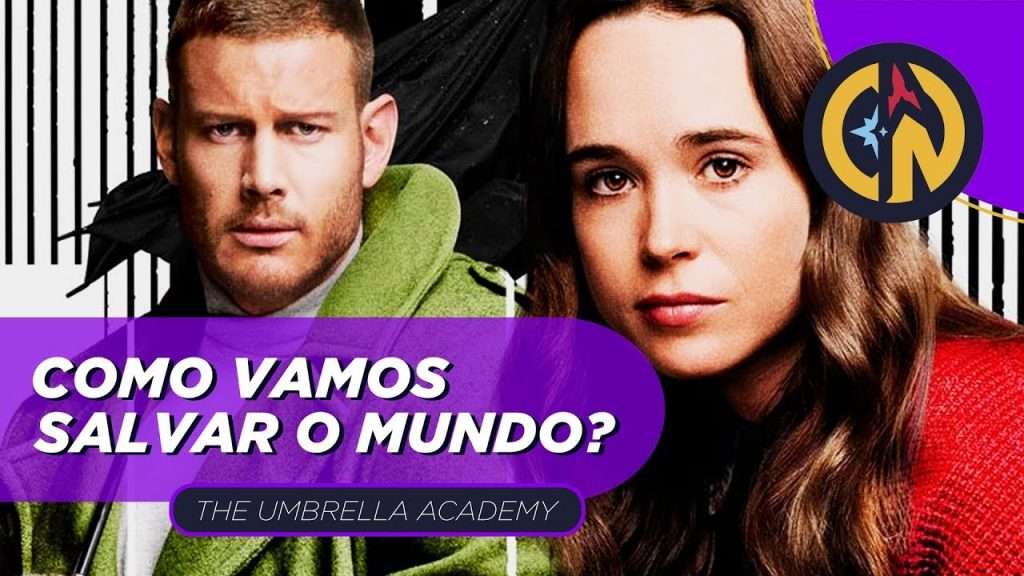 Vamos assistir THE UMBRELLA ACADEMY? (Nova Série Original Netflix)