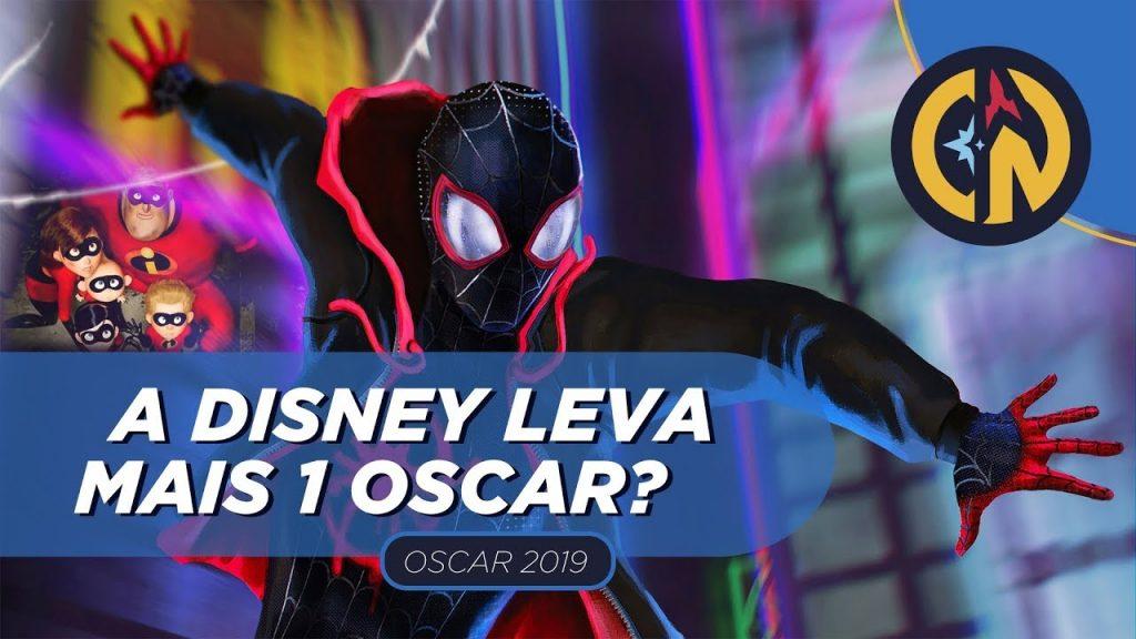 Kami e Rildon entram na discussão: será que é justo a Disney levar o Oscar esse ano com o filme Homem Aranha no Aranhaverso no páreo?