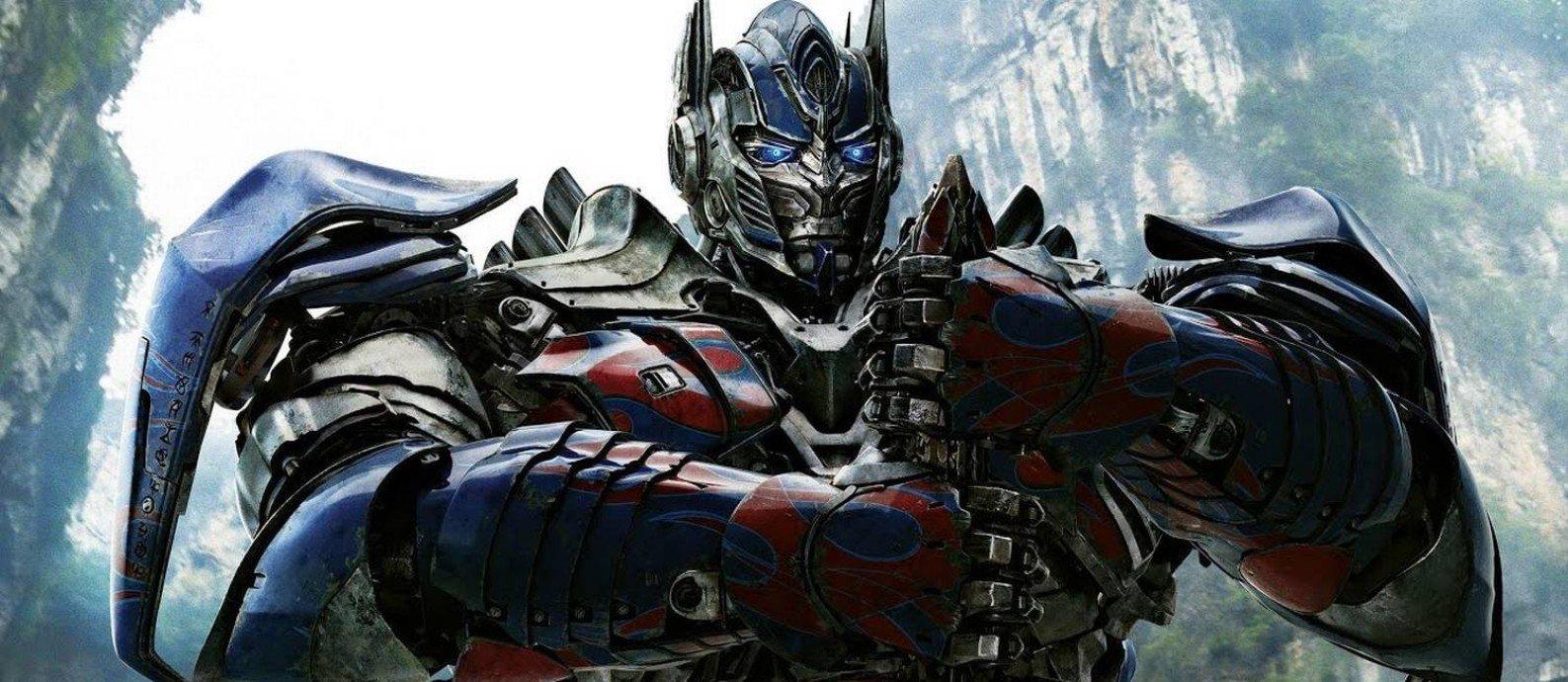 cena de transformers: o último cavaleiro