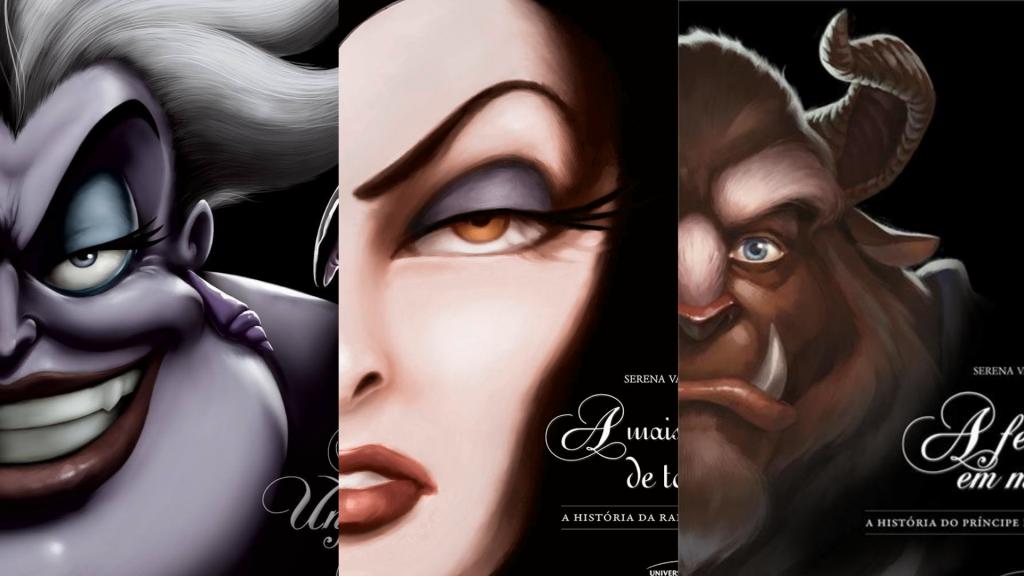 personagens que podem estar em Book of Enchantment