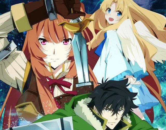 The Rising of The Shield Hero | anime ganha trailer do segundo arco