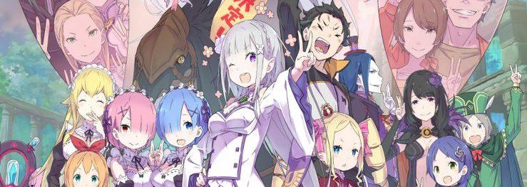 Re: Zero | anime ganha nova temporada e OVA