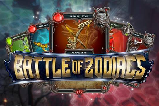 Battle of Zodiacs MCK Game Lab card game