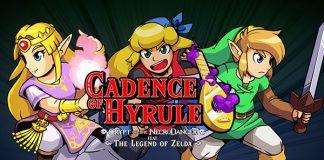 Nintendo Direct | Crossover entre The Legend of Zelda e Crypt of the NecroDancer