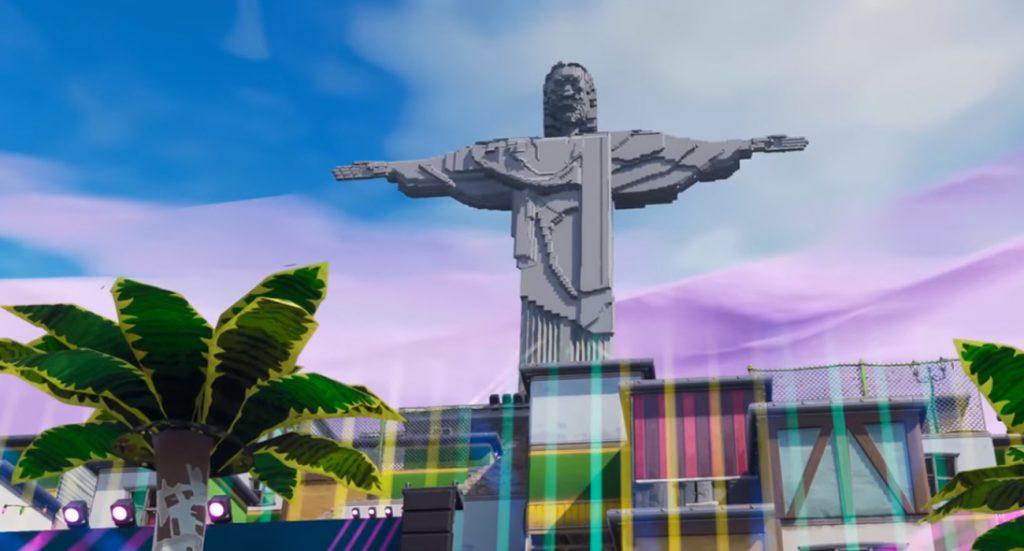 Fortnite | Jogador cria mapa baseado no Carnaval Brasileiro