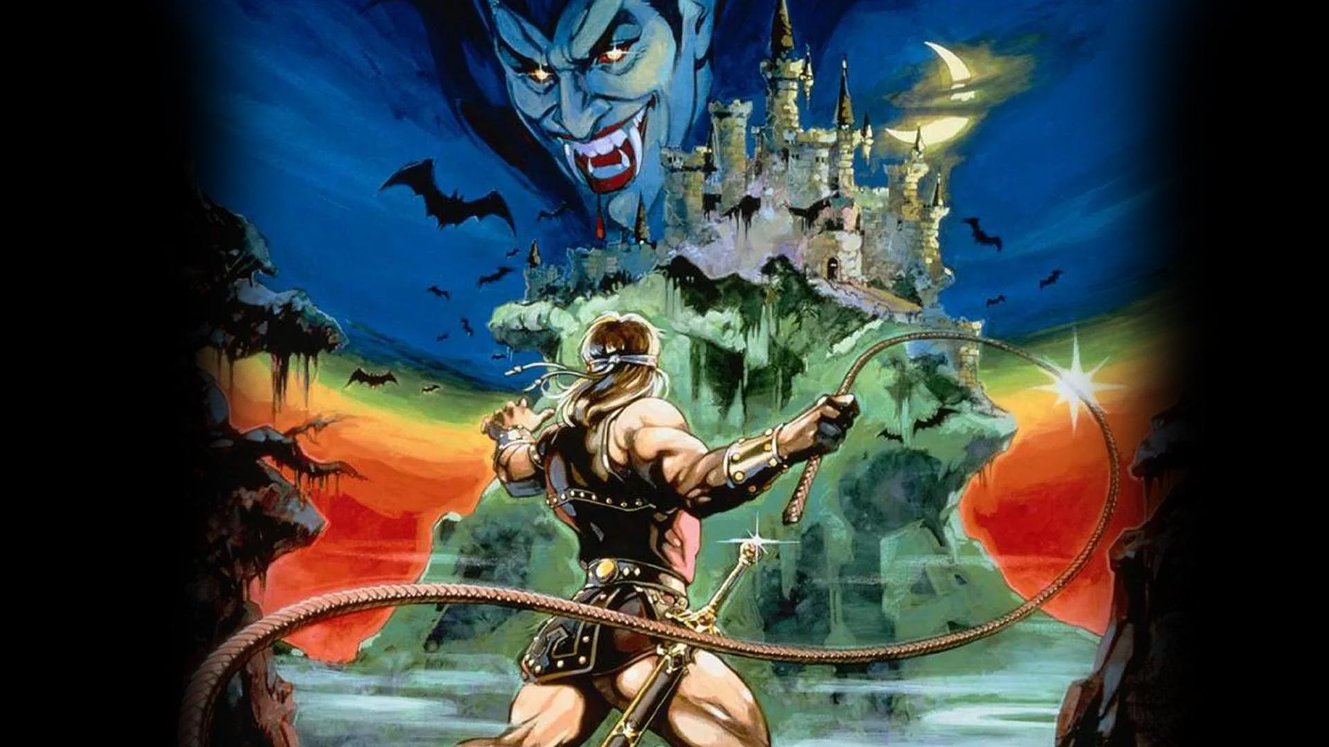Konami vai lançar coletâneas de Castlevania e Contra