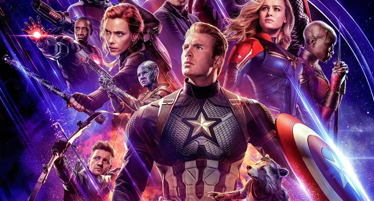 Vingadores: Ultimato Marvel capa