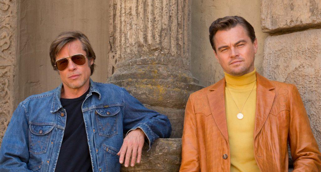 Era uma vez em Hollywood Quentin Tarantino