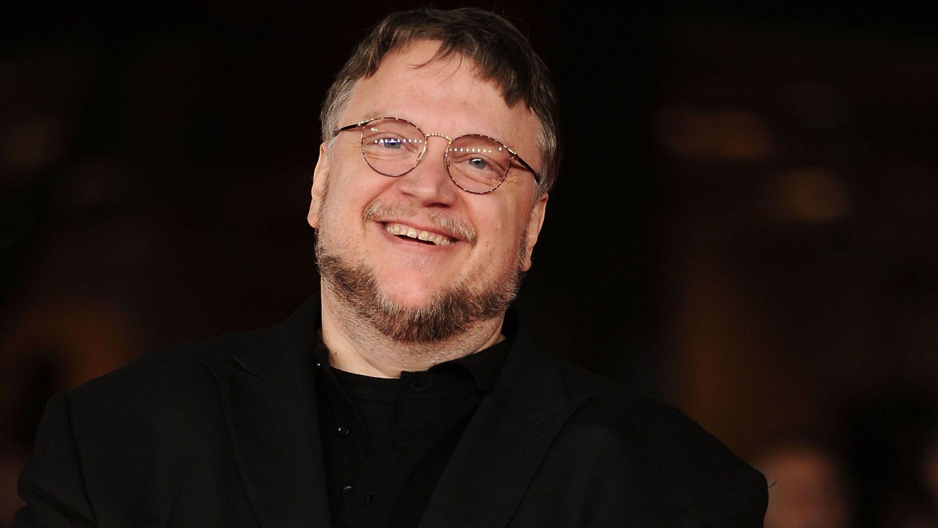 Guillermo Del Toro, que irá dirigir Zanbato