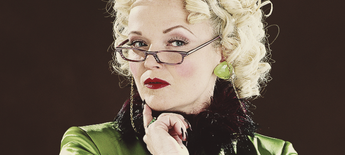 Miranda Richardson em harry potter