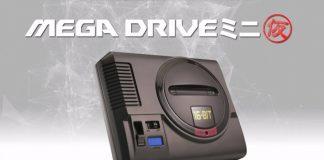 Mega Drive Mini divulga 10 jogos e data de lançamento