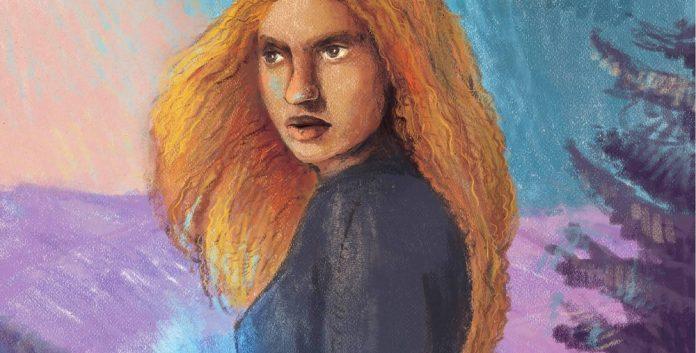 espírito perdido p j maia livro capa editora labrador ilustração Nico Lassalle