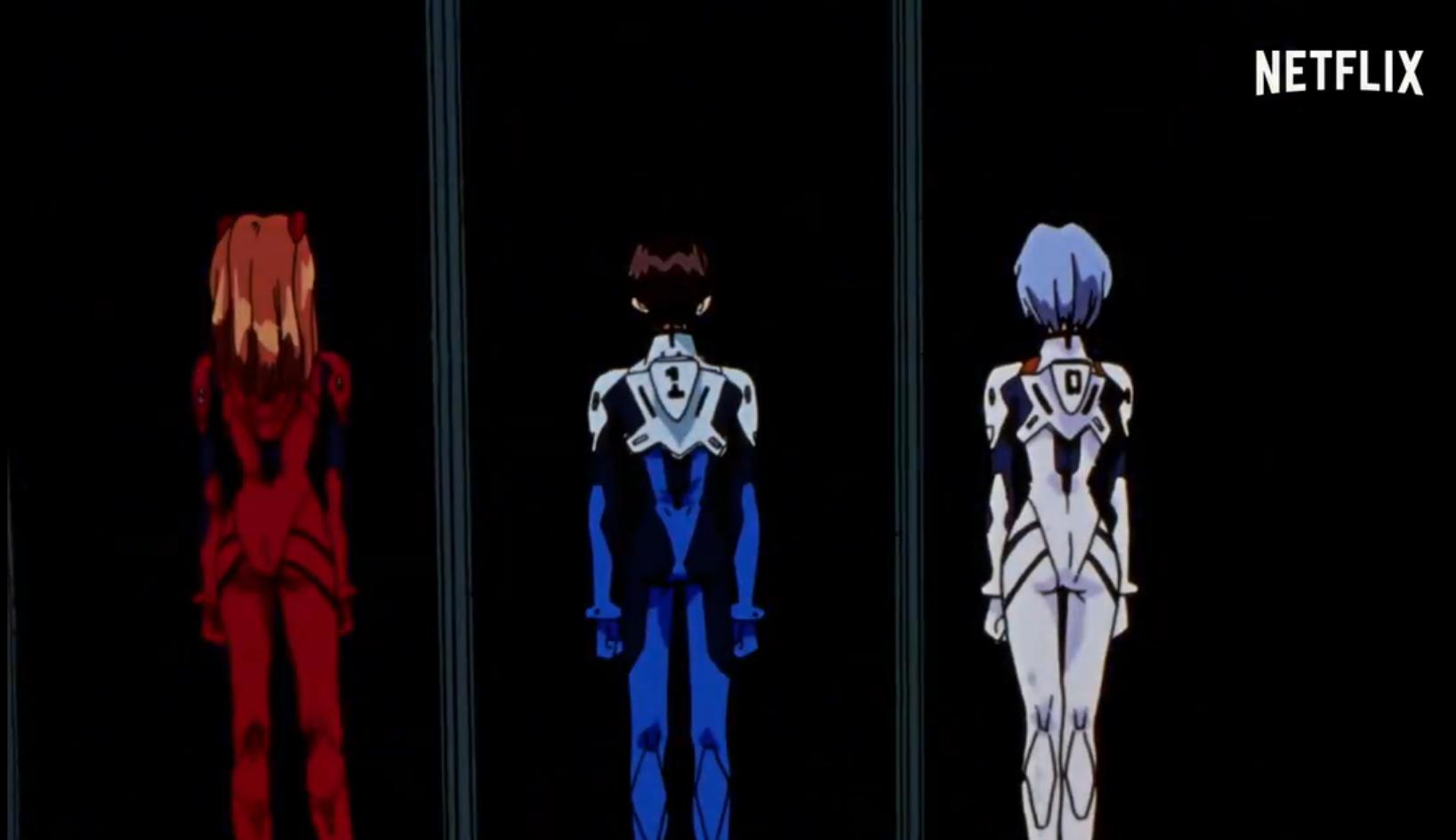 Neon Genesis Evangelion | Netflix anuncia data de estreia