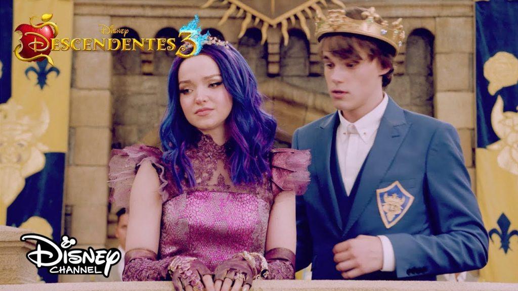 descendentes 3 Disney Channel
