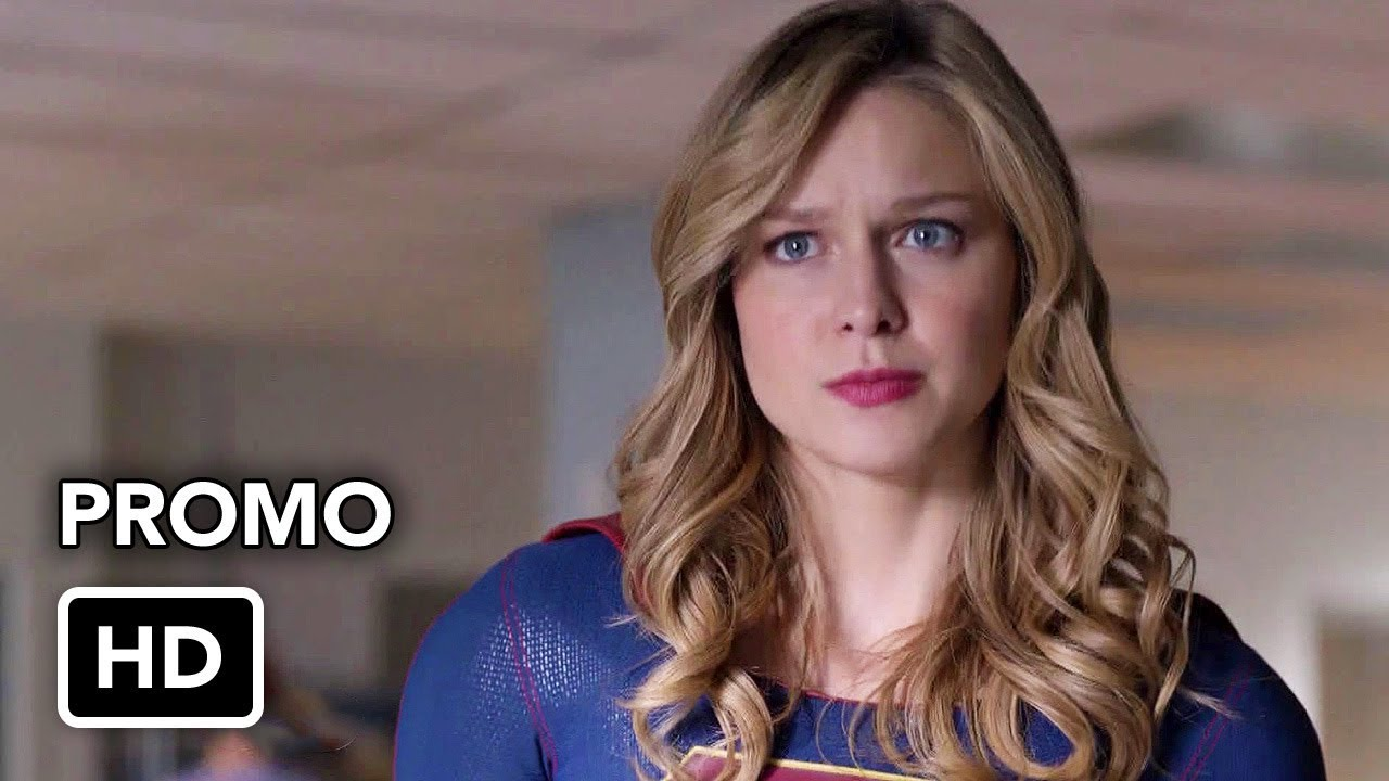 Supergirl 4x17 All About Eve Warner Channel