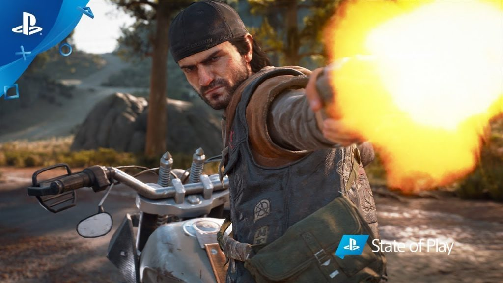 Days Gone sony playstation 4