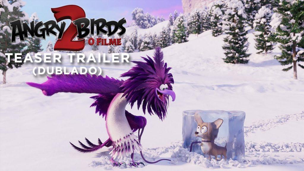 """""""Angry Birds 2 - O Filme"""", da Sony Pictures"""