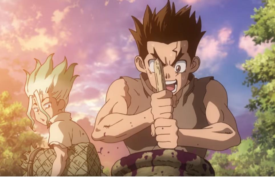Dr. Stone | anime ganha dois teasers