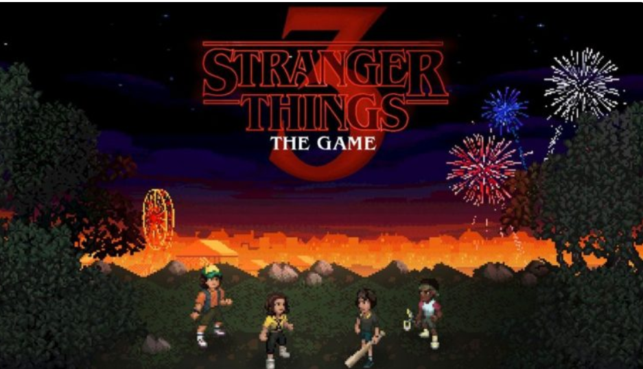 Stranger Things 3: The Game | Nintendo Switch receberá jogo da série