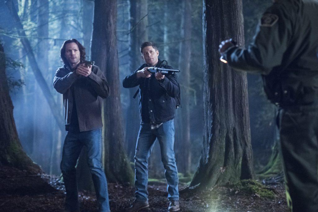 supernatural warner 14a temporada
