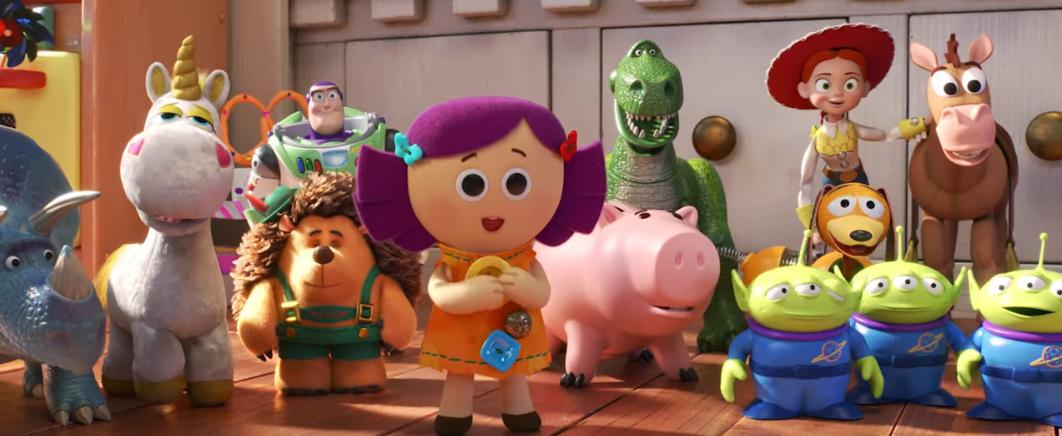 Toy Story 4   Pixar divulga trailer completo