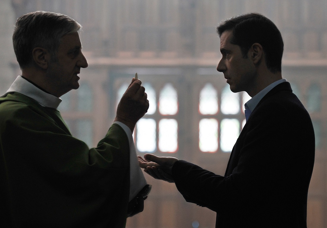 François Ozon graças a deus Grâce à Dieu Festival Varilux de Cinema Francês