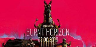 Operação Burnt Horizon marca o início de novo ano em Rainbow Six