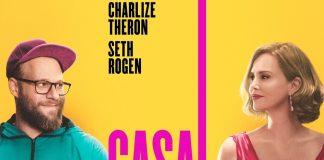 Casal Improvável seth rogen charlize theron