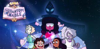 The Phantom Fable steven universo jogo mobile ios android cartoon network