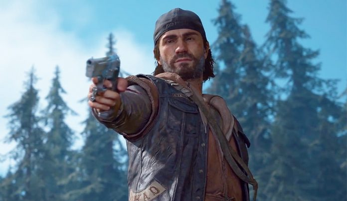 Days Gone Playstation 4 Sony